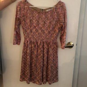 Charming forever 21 dress!